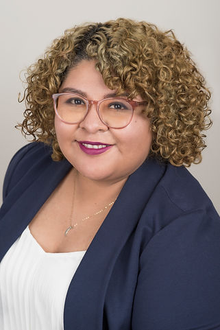 Headshot of Alexia Dominguez