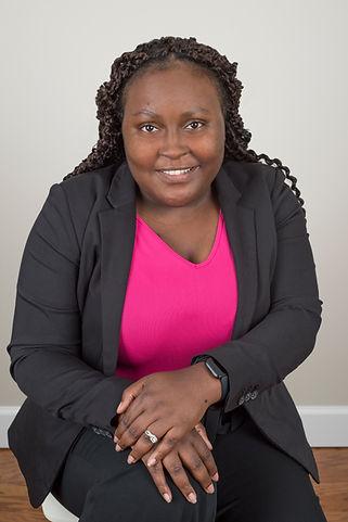 Headshot of Ayeshinaye Smith