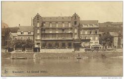 Hotel Bellevue Hastière