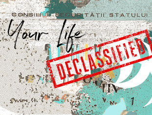 YOUR LIFE DECLASSIFIED