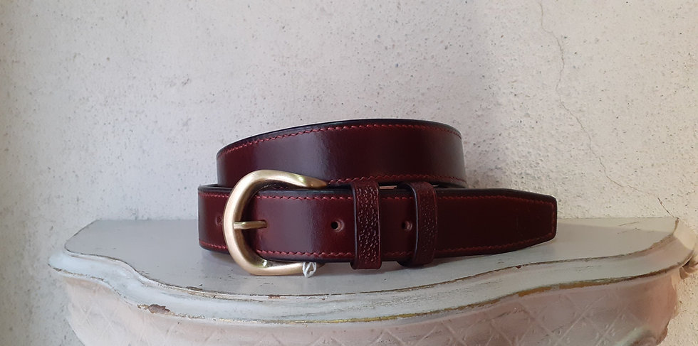 "ceinture femme ( gamme ""couleur intense"")"