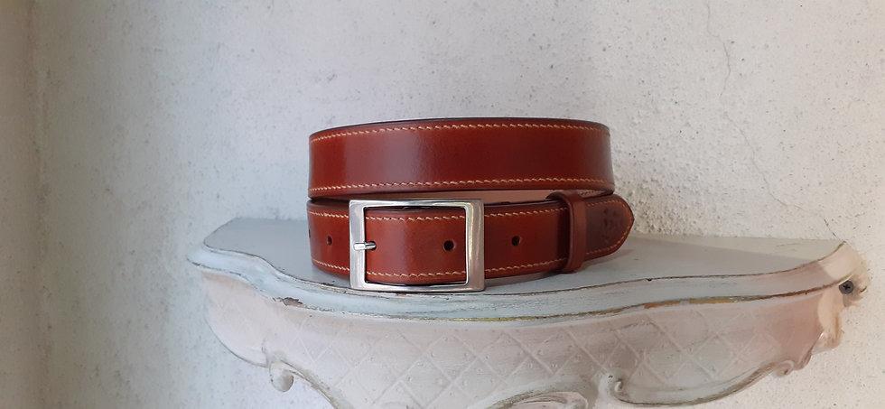 """ceinture homme  gamme"""" couleur  intense""""(sur commande)"""