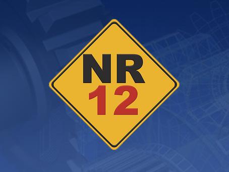 NR 12 - Segurança em máquinas e equipamentos