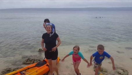 Family Fun In Vanuatu