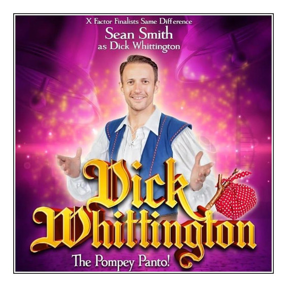 Dick Whittington Promotional Poster