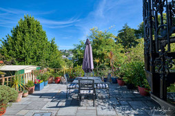 Garden View Real Estate Photography