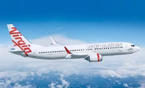 Virgin Australia Flies on