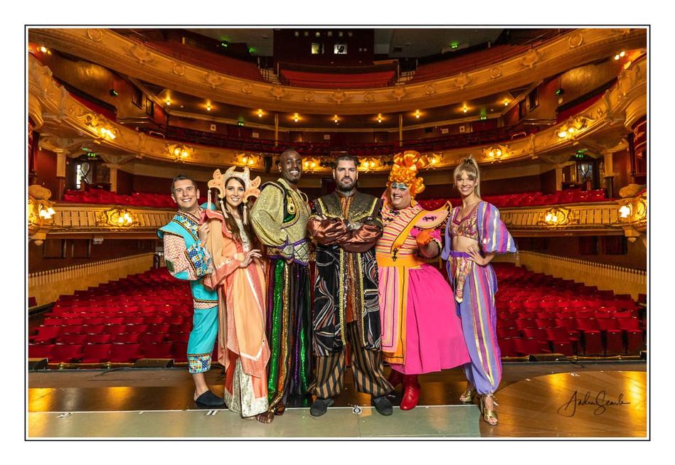 Cast of Aladdin 2019
