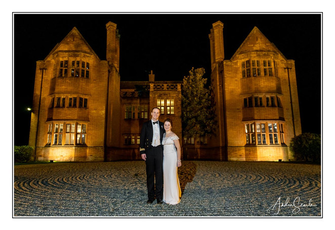 Night Wedding in Hampshire
