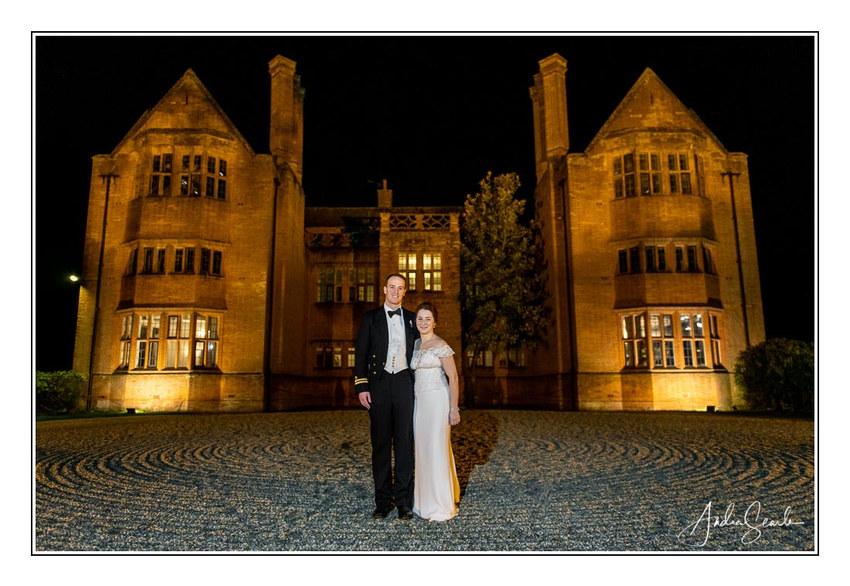 Night Wedding in Hampshire