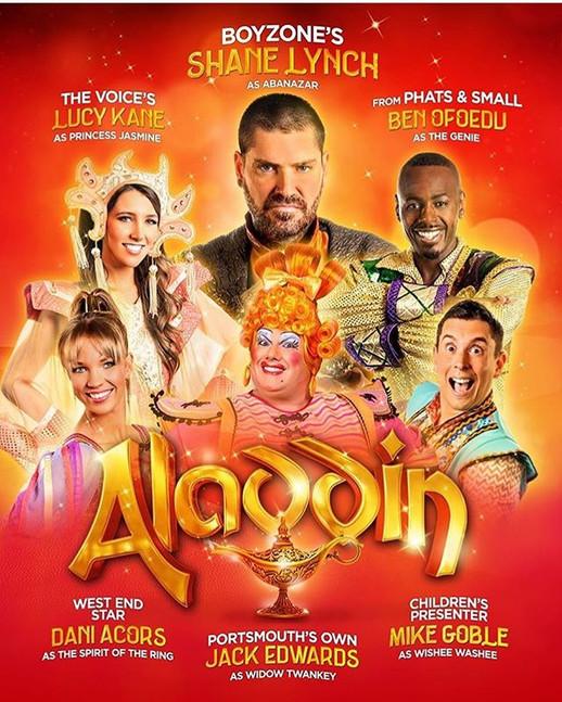 Aladdin Billboard