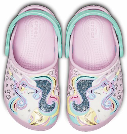 b193a504176 Crocs Fun Lab Unicorns Clog
