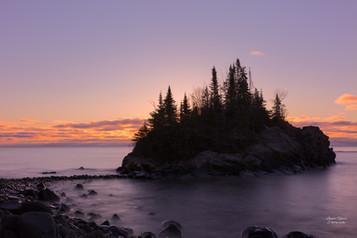 Sunrise At Horseshoe Bay
