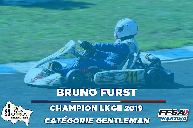 LKGE Bruno X30 Gentleman Champion Champi