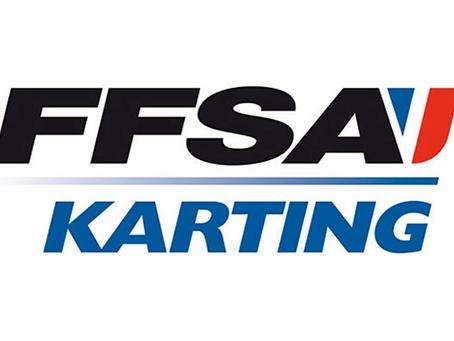 Nouveau cap pour le Karting français