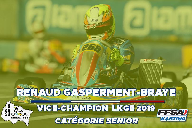 LKGE Renaud X Senior vice Champion Champ