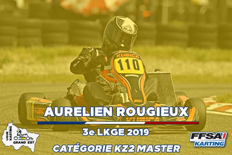 LKGE Aurelien KZ2 Master 3e Champion Cha