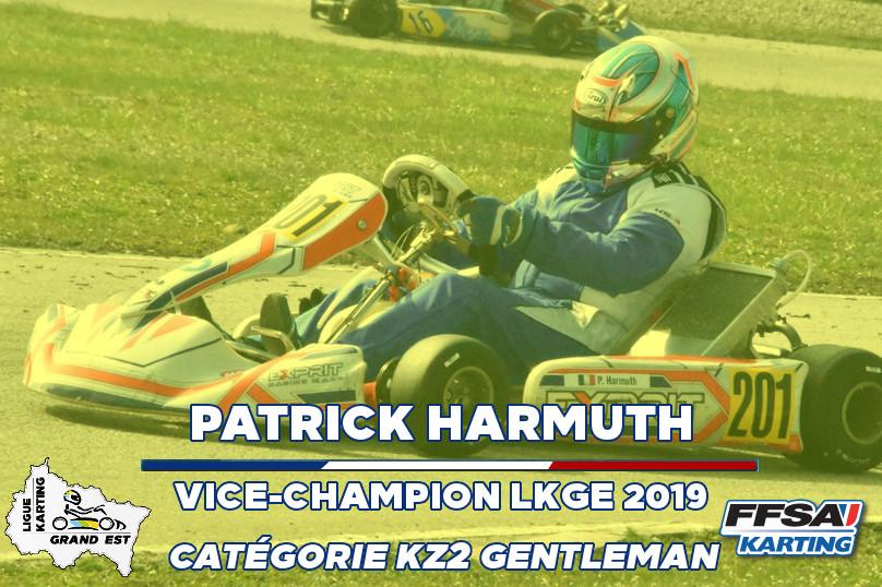 LKGE Patrick KZ2 Gentleman  Vice Champio