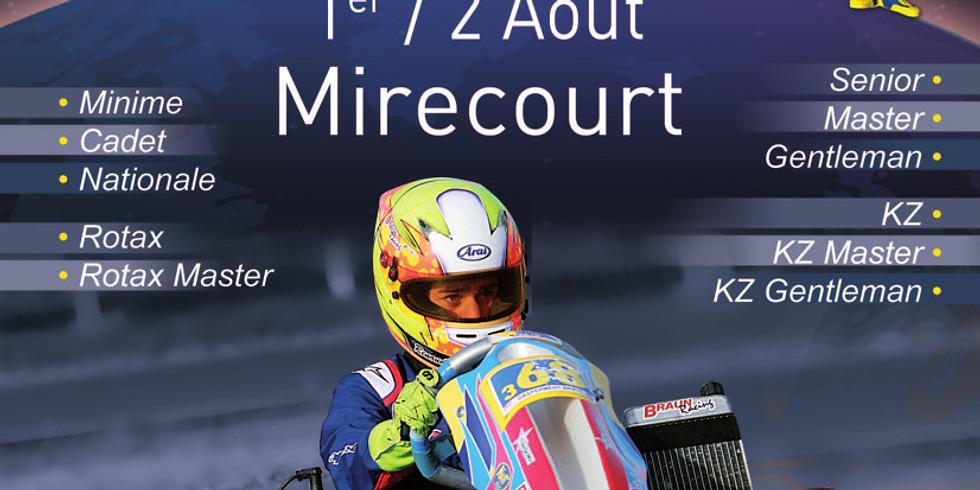 STARS OF KARTING -  Kart Mag à Mirecourt