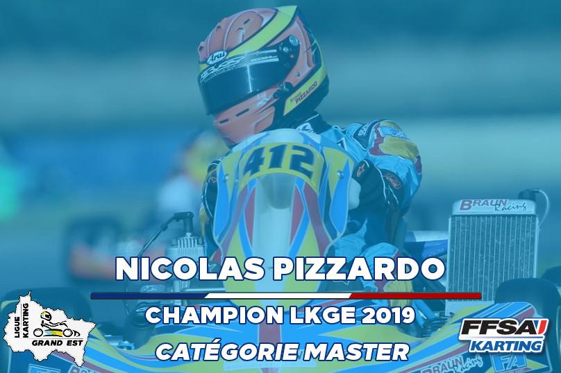 LKGE Nicolas X30 Master Champion Champio