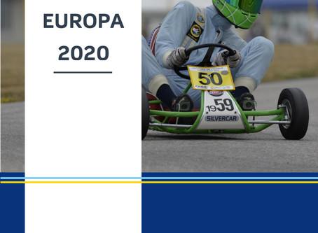 Kart Legend Europa - Demandez le programme!