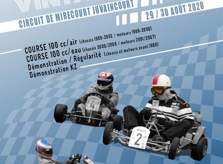 Communiqué Lorraine-Kart Mirecourt