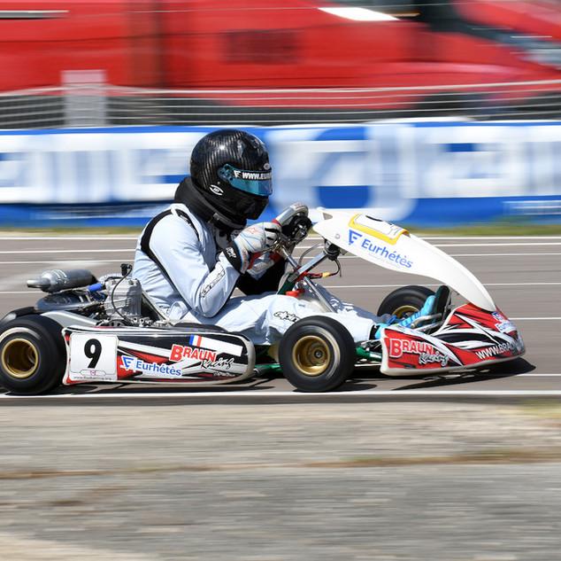 Kart LKGE Grand Est X30 Master Gentleman
