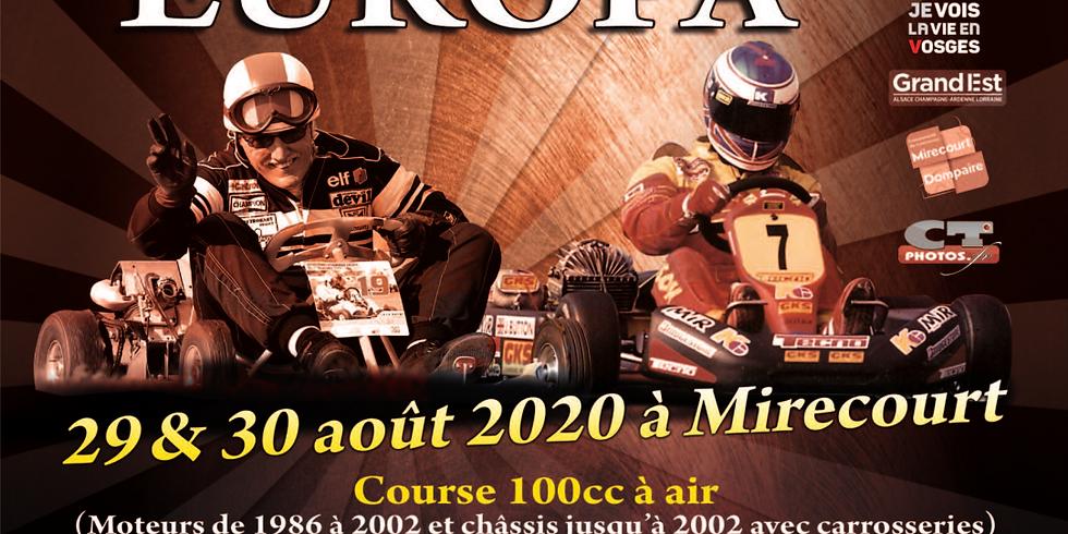 KART LEGEND EUROPA - Circuit de Mirecourt