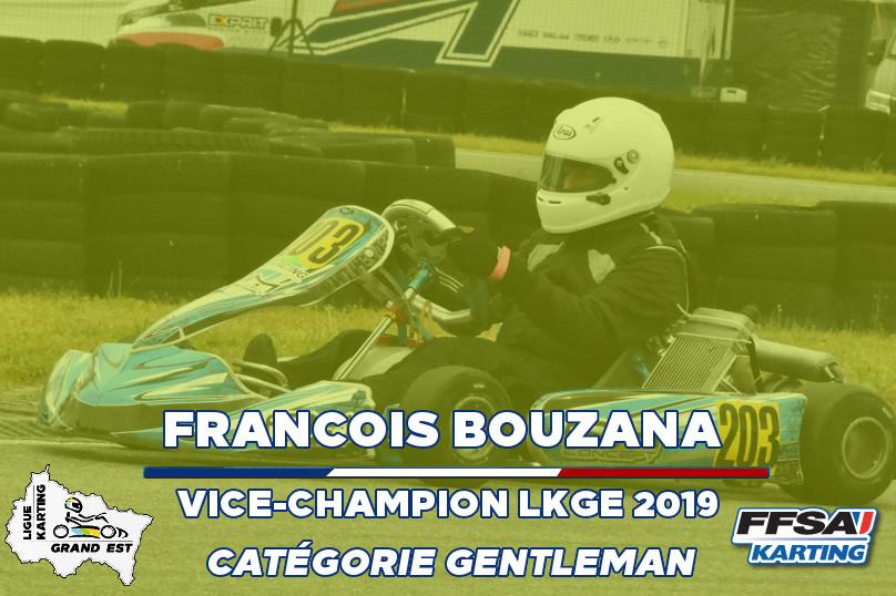 LKGE Francois X30 Gentleman vice Champio