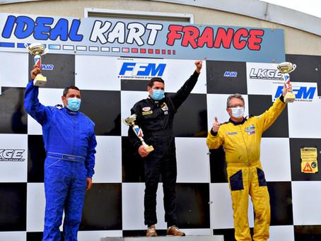Kart Legend Europa - Le récap'
