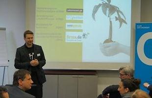 Vortrag Bund Junger Unternehmer