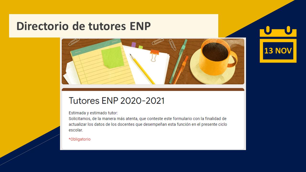 Directorio ENP