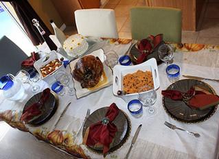 Thanksgiving al estilo de Mi Familia
