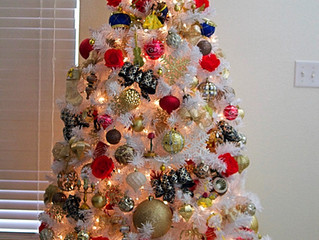 Beauty And The Beast Christmas Tree