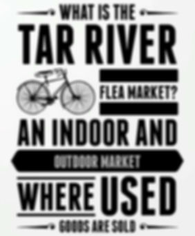 What is the Tar River Flea Market? An Indoor and Outdoor Market Where Used Goods Are Sold