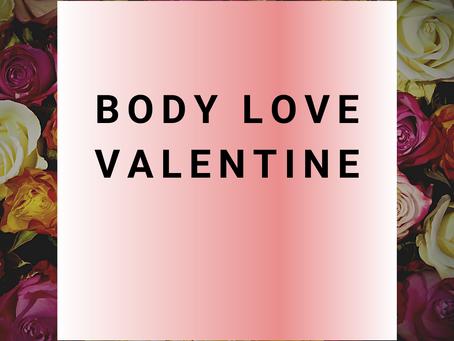 Body Love Valentines Day Poem