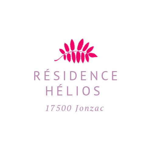 Logo Résidence Hélios / Jonzac