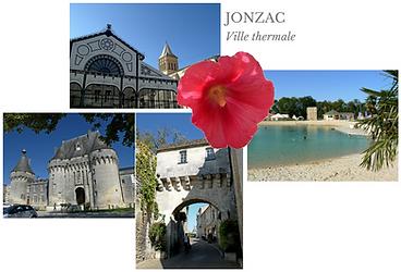 jonzac ville thermale @