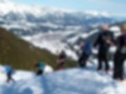 Snowshoe Ramsau am Dachstein Austria.png
