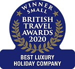 British Travel Awards Winner - Best Luxu