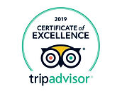 Trip Advisor Certificate of Excellence -