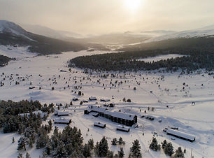 Village in Jotunheimen National Park (c)