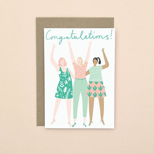 Congratulations (Pack of 6)