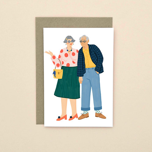 Cool Couple (Pack of 6)