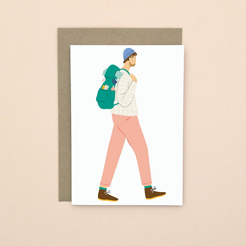 Hiking (Pack of 6)