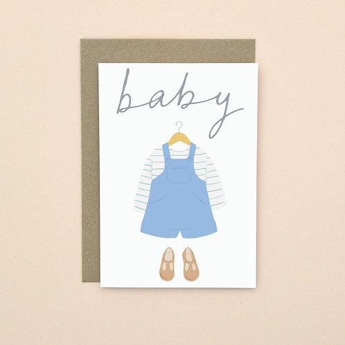 Blue Baby (Pack of 6)