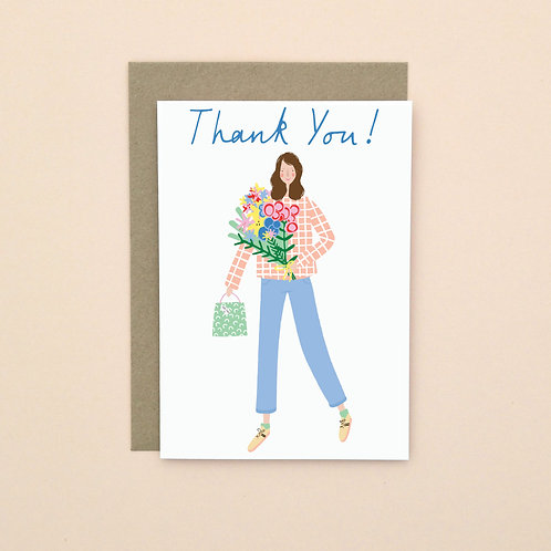 Thank You (Pack of 6)