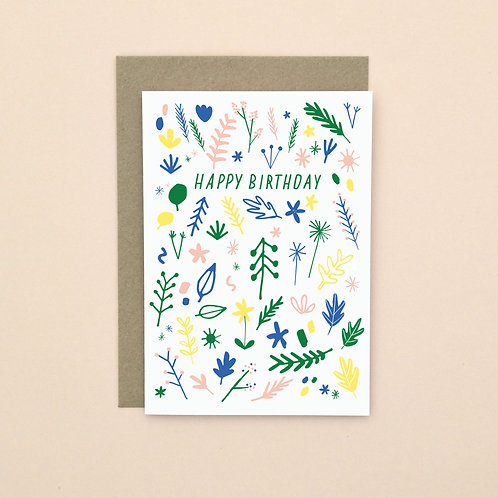 Birthday Plants (Pack of 6)