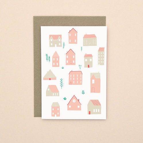 Houses (Pack of 6)