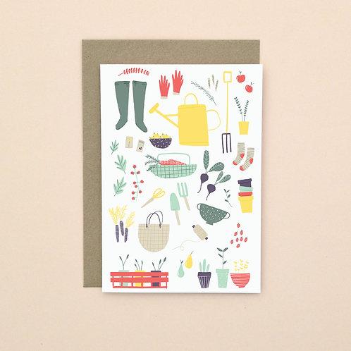 Gardening (Pack of 6)